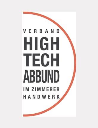 High tech Abbund Siegel