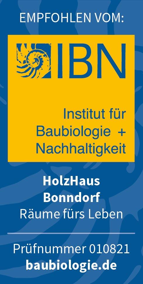IBN-Prüfsiegel