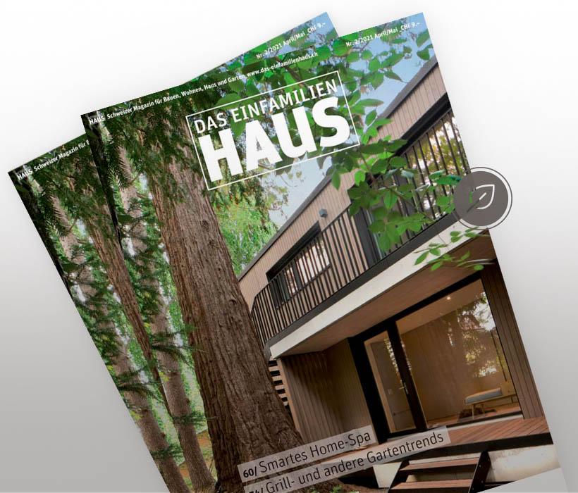 Magazin das Einfamilienhaus
