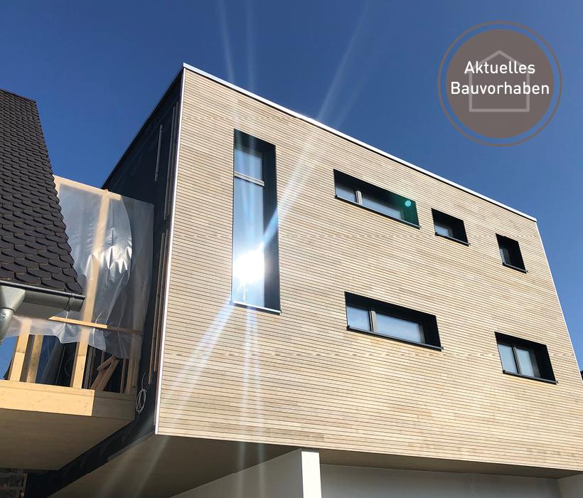 Aktuelles Bauvorhaben Schallstadt